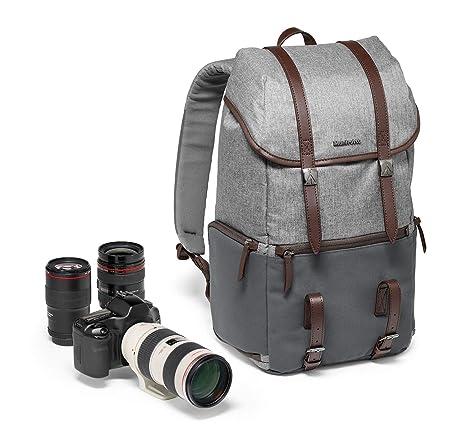 Manfrotto LF-WN-BP Windsor - Funda para cámara y portátil