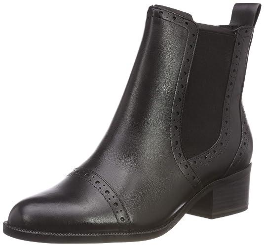 Tamaris Damen 25352-21 Chelsea Boots  Amazon.de  Schuhe   Handtaschen f9943a385a