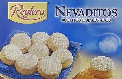 Reglero - Nevaditos Bollitos Hojaldrados - 500 g - [Pack de 6 ...