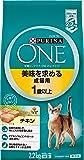 ピュリナ ワン キャット 美味を求める成猫用 1-10歳チキン 2.2kg