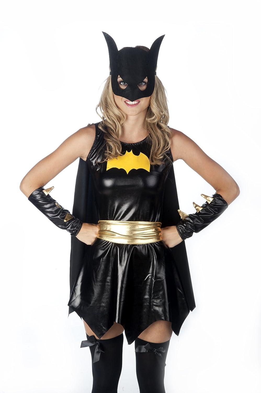 Burlesque Box-sexy Batgirl/Batwoman disfraz de superhéroe para ...