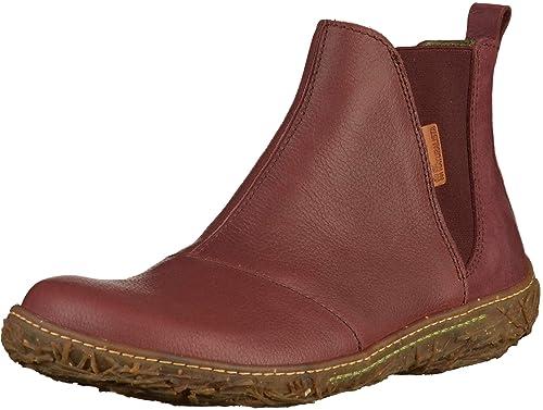El Naturalista Damen N786 Soft Grain Pleasant Nido Chelsea Boots