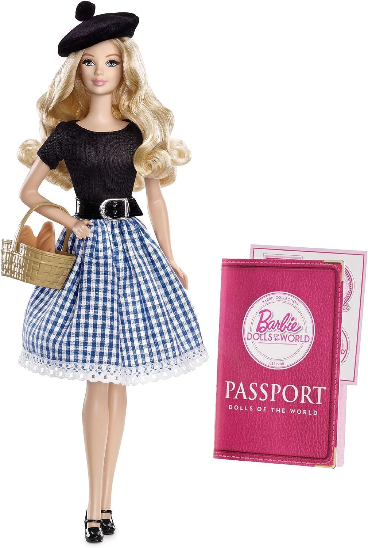 Amazon.es: Barbie Francia, 0 (Mattel X8420): Juguetes y juegos