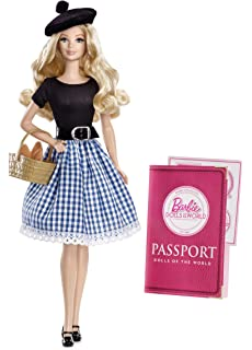 8ccf8e184debe Amazon.com  Barbie Dolls of The World United Kingdom Doll  Toys   Games