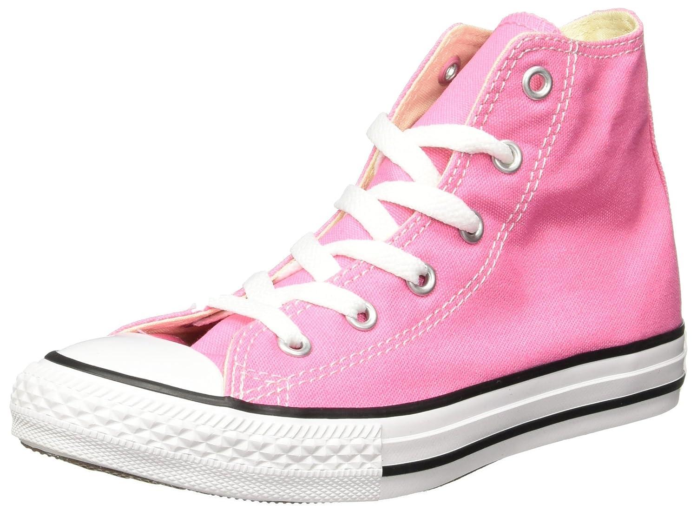 Converse Kids' Chuck Taylor All Star Core Hi (Little) B000F60JF0 11 TOD Pink