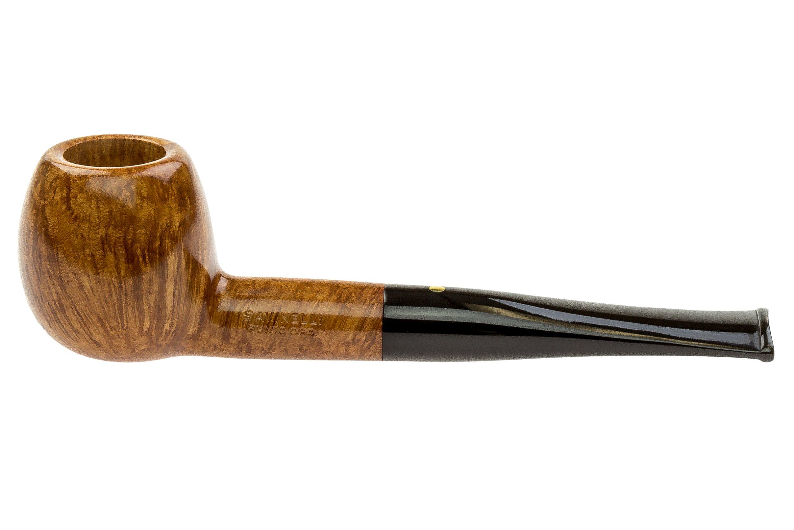Savinelli Punto Oro 202 Tobacco Pipe - Natural