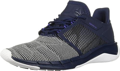 chaussures reebok blue running femmes running femmes reebok chaussures blue rBWQodCxeE