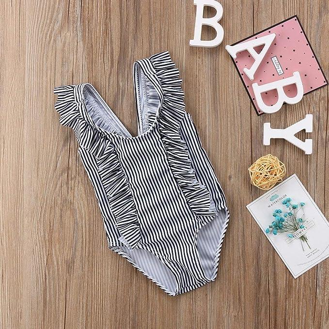 Amazon.com: Willow Dance - Bañador de playa para bebé, niña ...