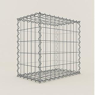 GABIONE Gabionen Steinkorb 100 x 30 x 20 cm Maschenweite 5 x 5 cm