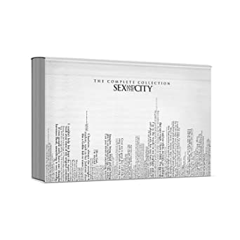 Right! Sex and city complete season collectors edition can