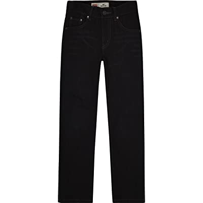 Levi's Boys' 505 Regular Fit Jeans, Levine, 14 Slim