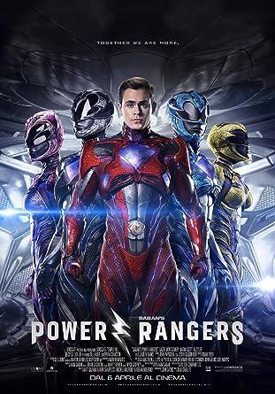 Power Rangers (Rental) [Italia] [DVD]