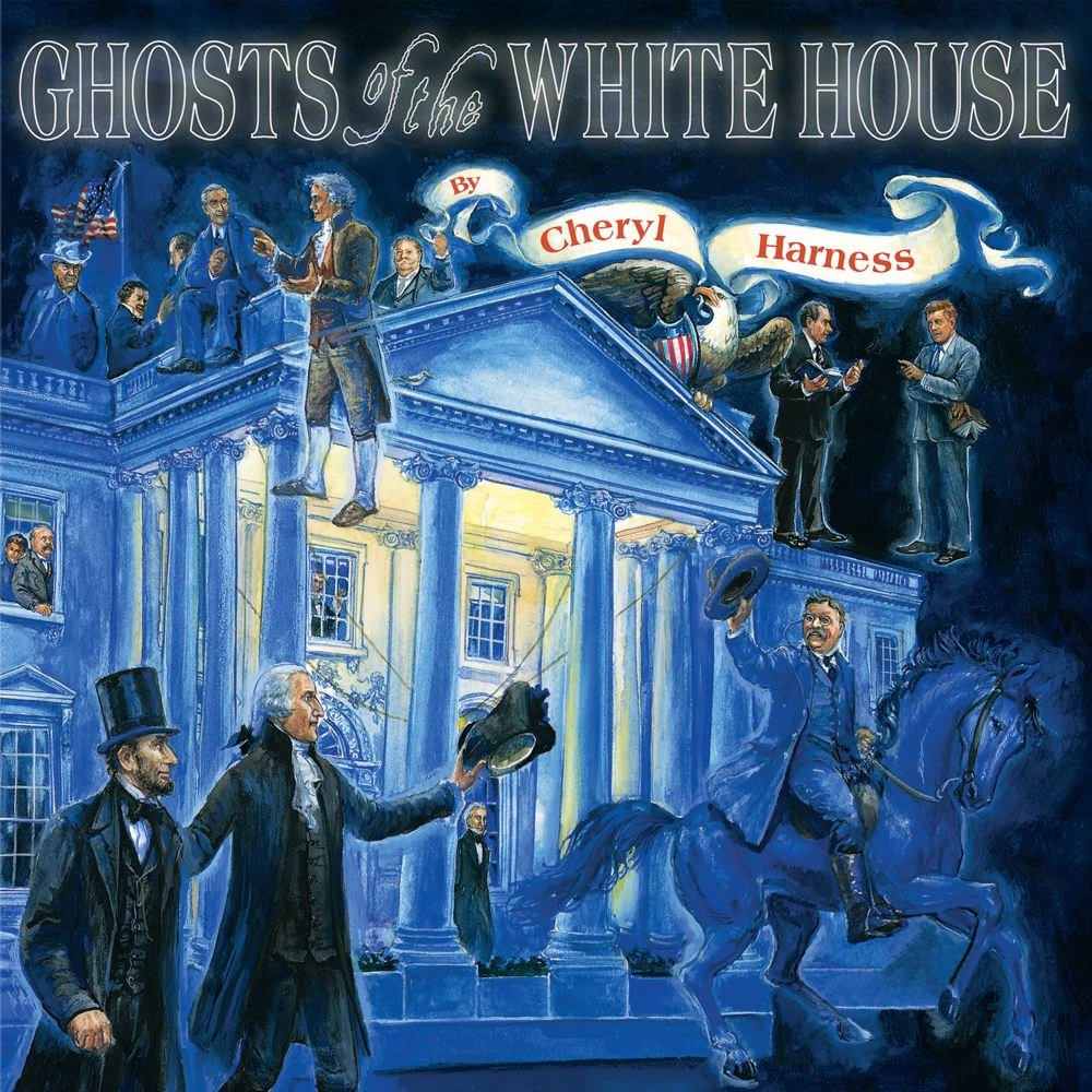 Download Ghosts of the White House pdf