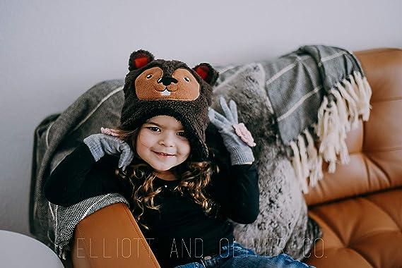 Amazon.com: Chenille - Gorro de invierno para perro Husky ...