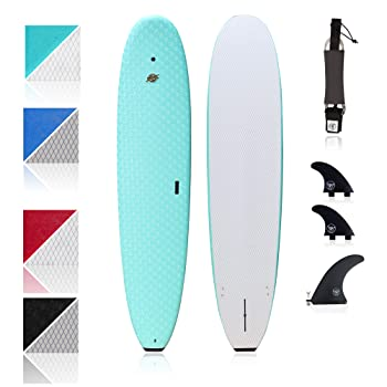South Bay Board Co 8'8 Heritage Soft Top Surfboards