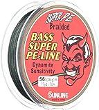 SUNLINE/サンライン バススーパーPEライン 24-66lb