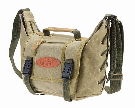 Kalahari Orapa K-21 - Bolsa para cámara Reflex, Verde