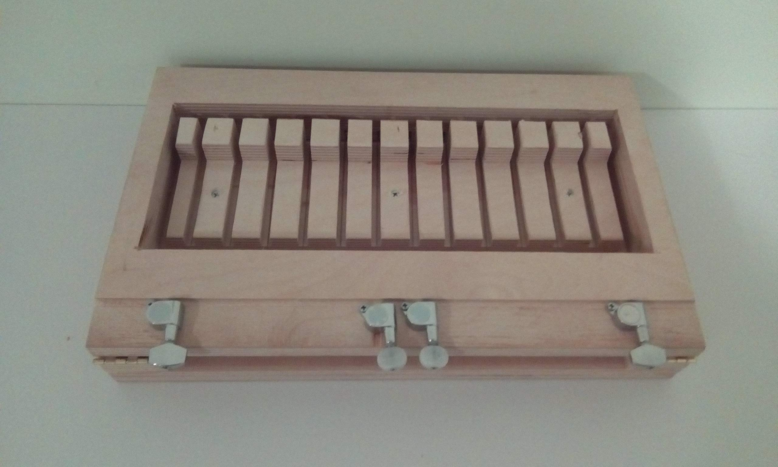 Wooden Wire Soap Loaf Cutter 1'' Bars Handmade in U.s.a
