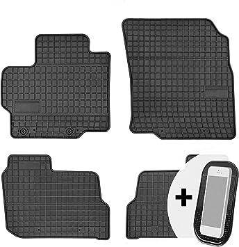 Gummimatten Auto Fußmatten Gummi Automatten Passgenau 4 Teilig Set Passend Für Mitsubishi Space Star Mirage 2013 2018 Auto
