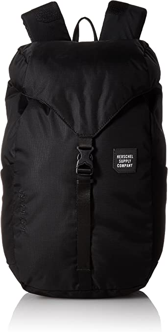 Herschel Supply Co. Barlow Medium, Black, One Size: Amazon.ca: Clothing & Accessories