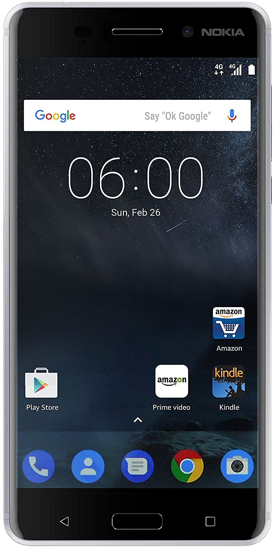 Nokia 6 2020 Review.Nokia 6 Silver 32gb