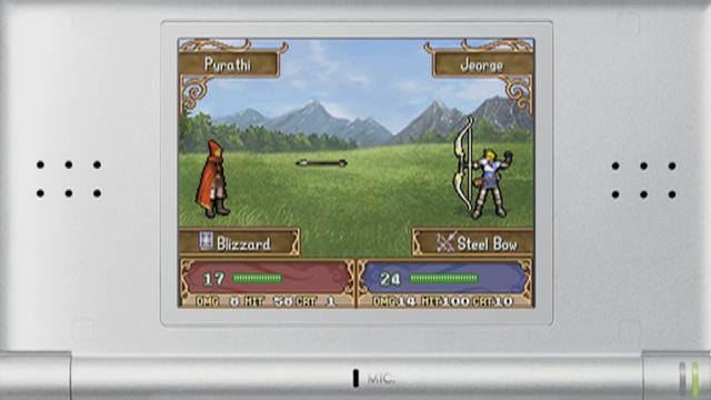 Fire Emblem Shadow Dragon - Nintendo DS