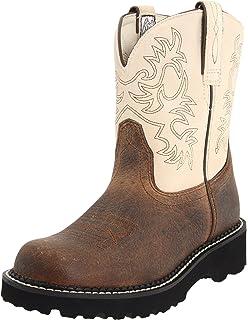 Ariat Trent Womens Boot - Dark Chocolate: Adults 7.5: Amazon.co.uk ...
