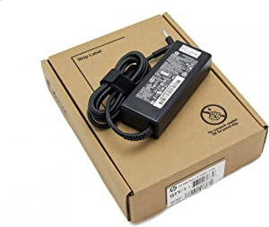 power supply - 90 Watt 709986-001 for Hewlett Packard 240 / 242 / 248 / 250 / Envy 15-j000, 15t-j100, 15z-j000, 15z-j100, 17-j000, 17-j100, 17t-j000 / Pavilion 15-e000, 15-n000, 15t-e000, 17-e000, m4-1000 / Spectre 13-3000 by HP