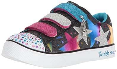 86a79b122f129 Skechers Twinkle Breeze 2.0 Chaussure Fille Multicolore Taille ...