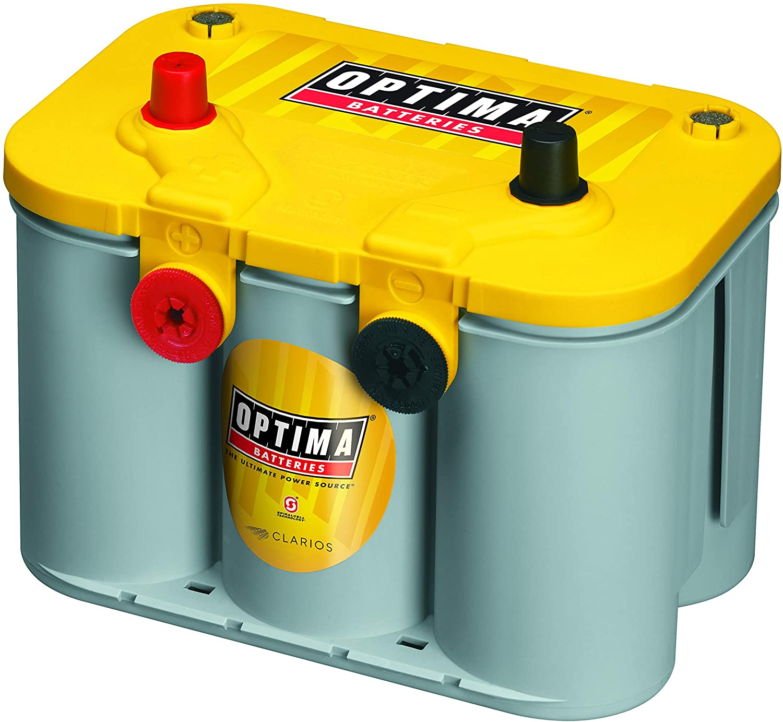 Optima Batteries 8014-045 D34/78 YellowTop Dual Purpose Battery: Automotive