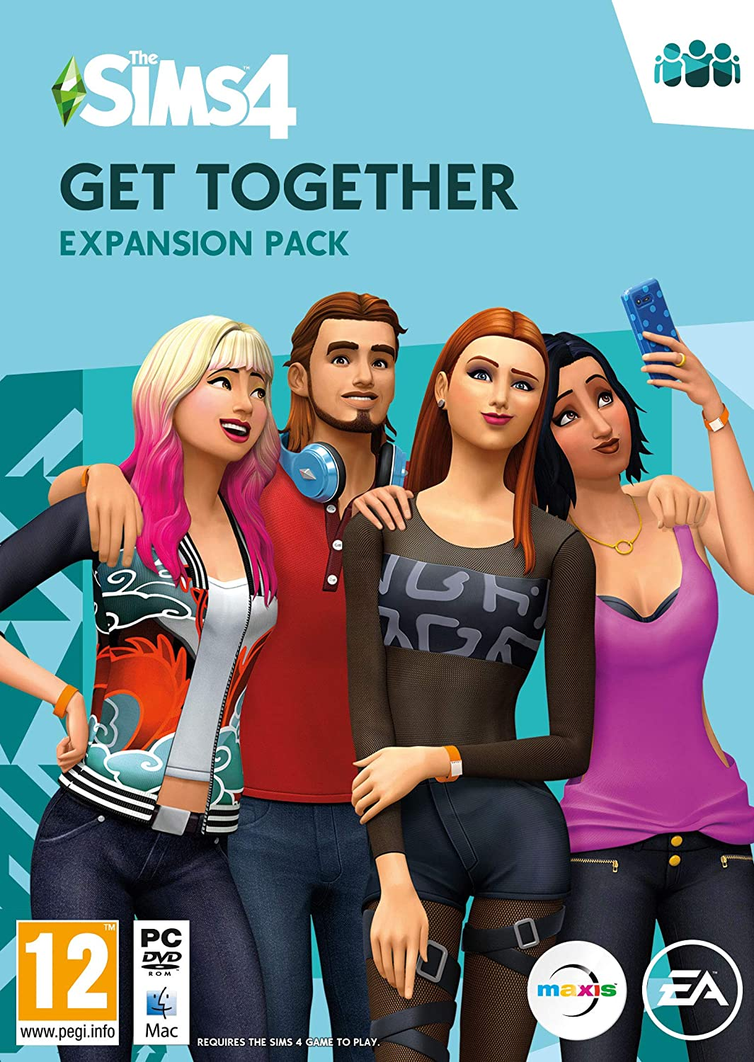 The Sims 4 Get Together [Importación Inglesa]: Amazon.es: Electrónica