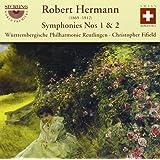 Hermann : Symphonies n° 1 et 2. Fifield.