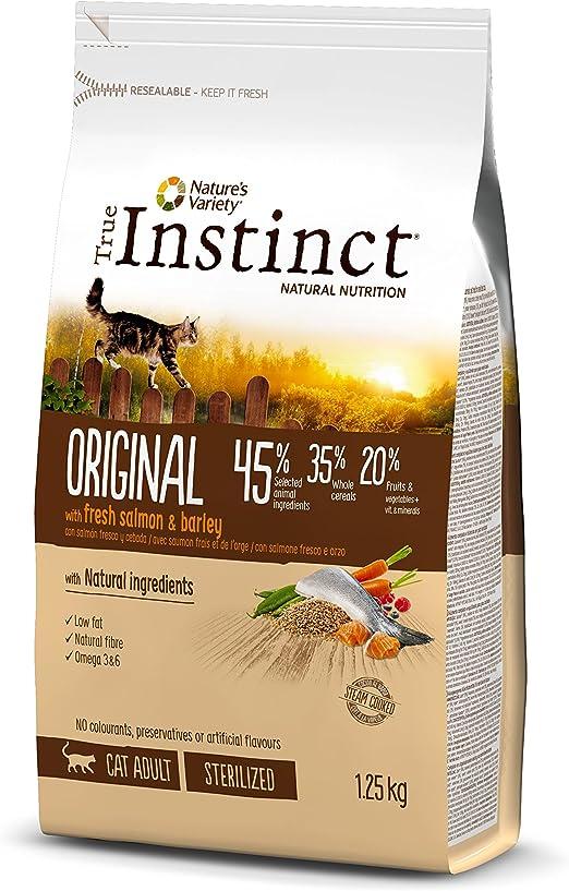 True Instinct Original Comida Para Gato Esterilizado Adulto con ...