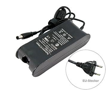 65 W para portátil adaptador de CA cargador Dell DA65NS4 -00 Inspiron 1318 1545 15 para. Con cable de alimentación europeo de e-port24: Amazon.es: ...
