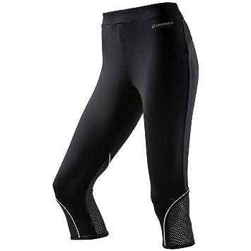 b69fa10e7c401 Energetics Women's Sports Trousers Tight Fit Dry Plus Balp Maternity Capri  Wms Black: Amazon.co.uk: Sports & Outdoors