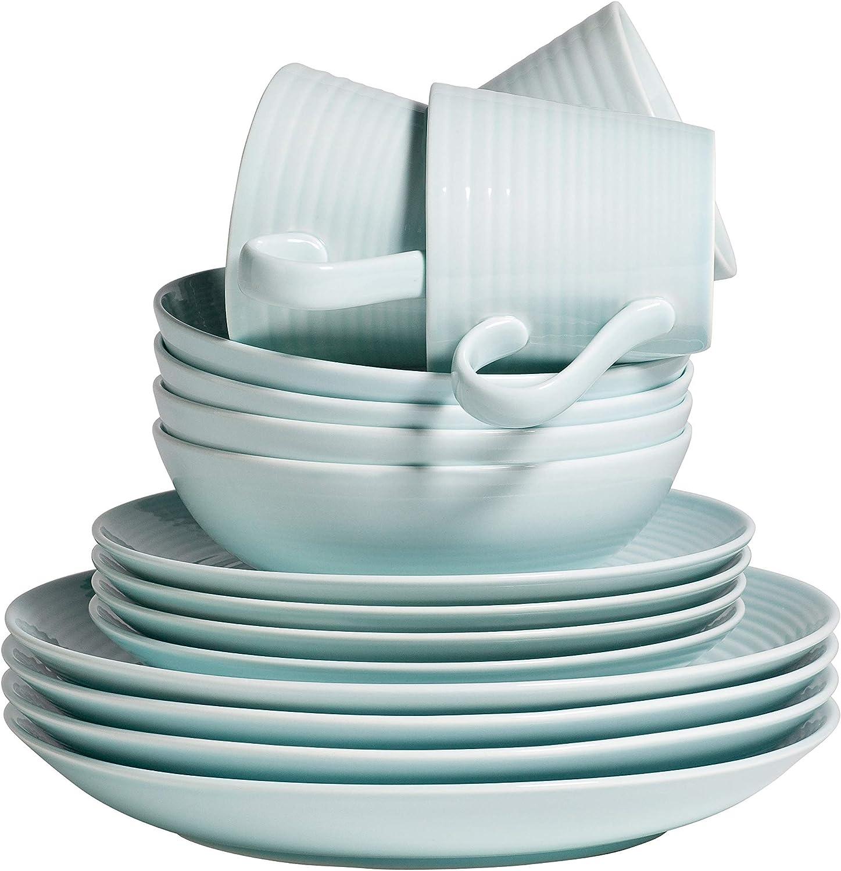 Gordon Ramsay by Royal Doulton Maze Blue Cereal Bowl