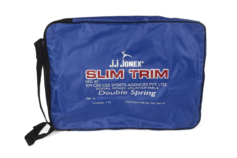 8072f67453 Buy JJ Jonex Ab Exerciser Tummy Trimmer-Waist Trimmer-Body Toner-Fat  Buster- Multipurpose Fitness Equipment for Men and Women Slim Trim   Kin  Store (Double ...
