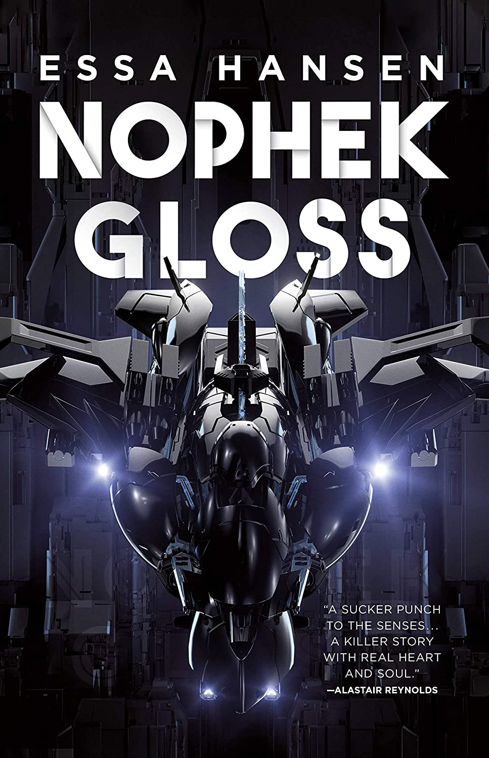 Essa Hansen: Five Things I Learned Writing Nophek Gloss
