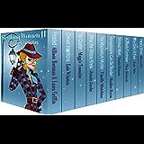 Sleuthing Women II: 10 Mystery Novellas