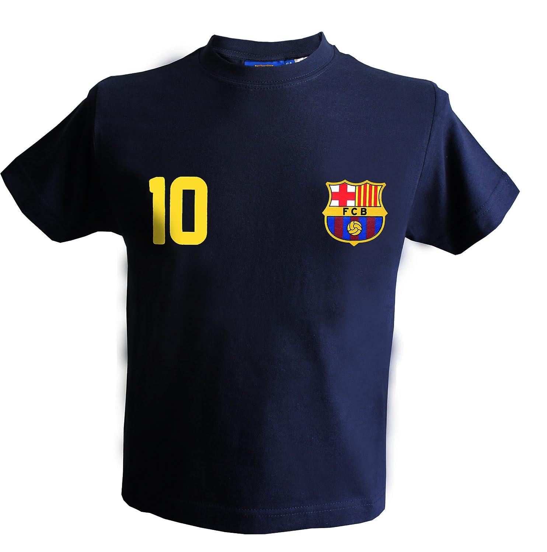 FC Barcelona Messi-Camiseta,, Nº 10, colección oficial ...