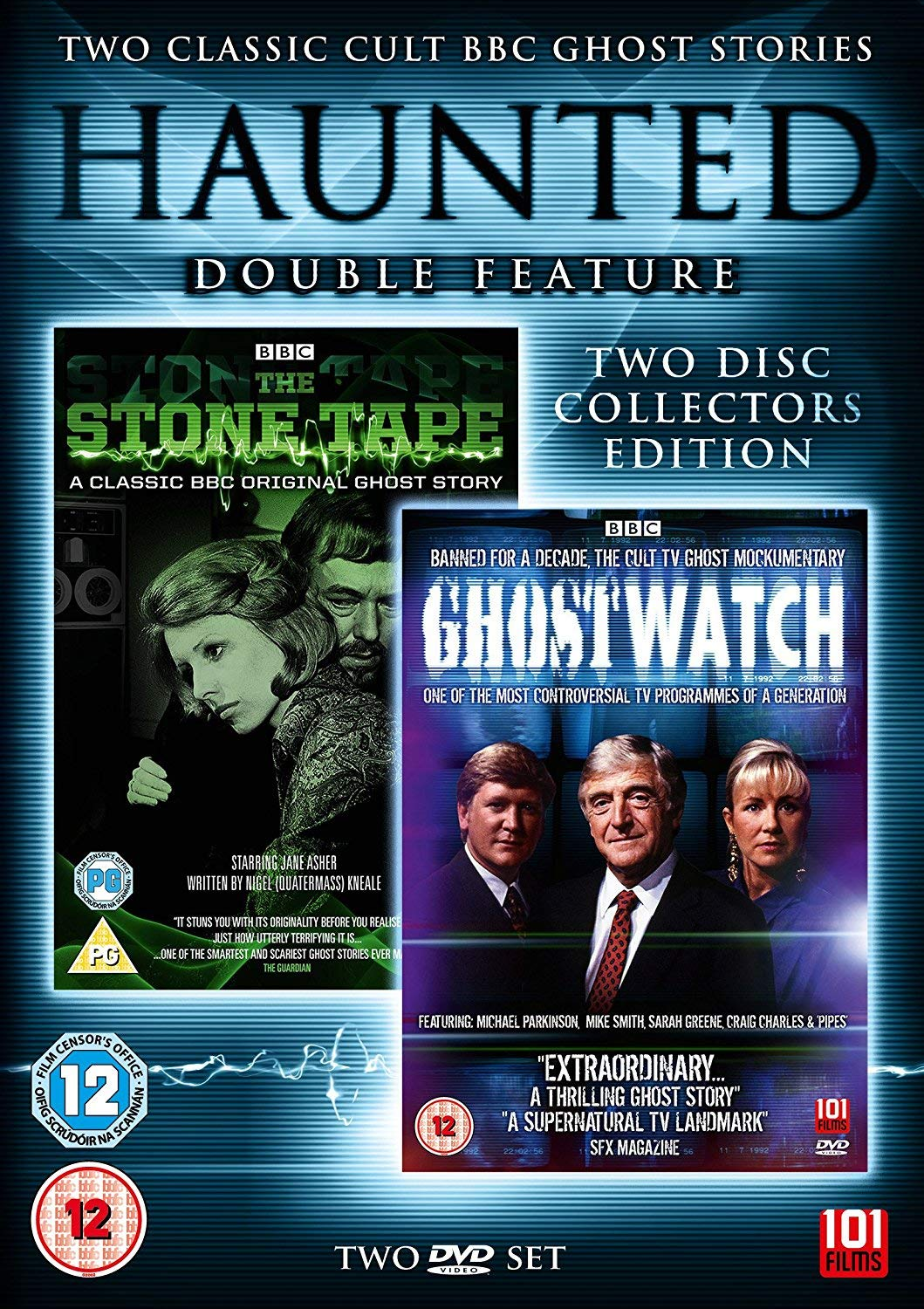 Ghost Watch / Stone Tape Double Pack Reino Unido DVD: Amazon.es: Michael Bryant, Michael Bryant: Cine y Series TV