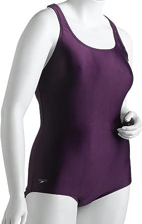 Speedo Womens Moderate Ultraback Xtra Life Lycra Swimsuit