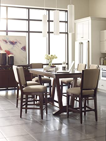 Amazon.com - Kincaid Elise Casual Dining Room Set with Dining ...