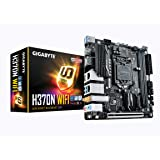 GIGABYTE H370N WiFi (LGA1151/Intel/H270/Mini ITX/USB 3.1 Gen 1 (USB3.0) Type C Type A/DDR4/Motherboard)