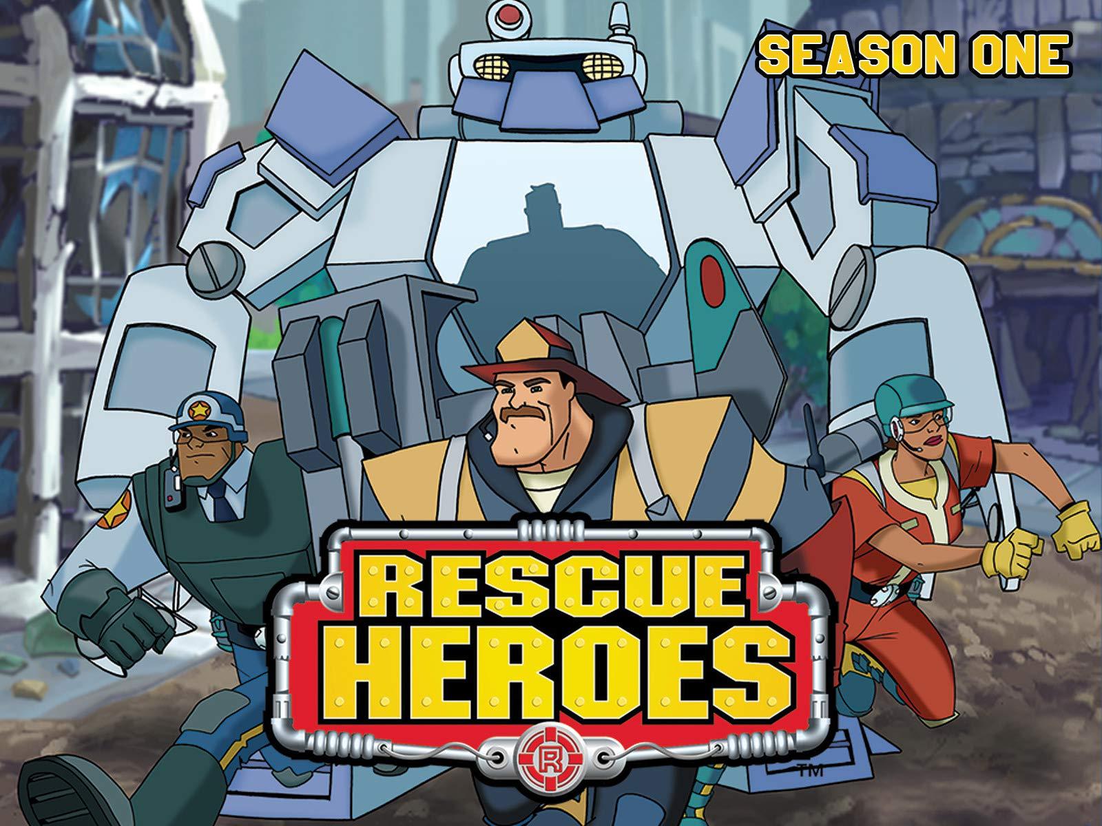 Rescue Heroes on Amazon Prime Video UK