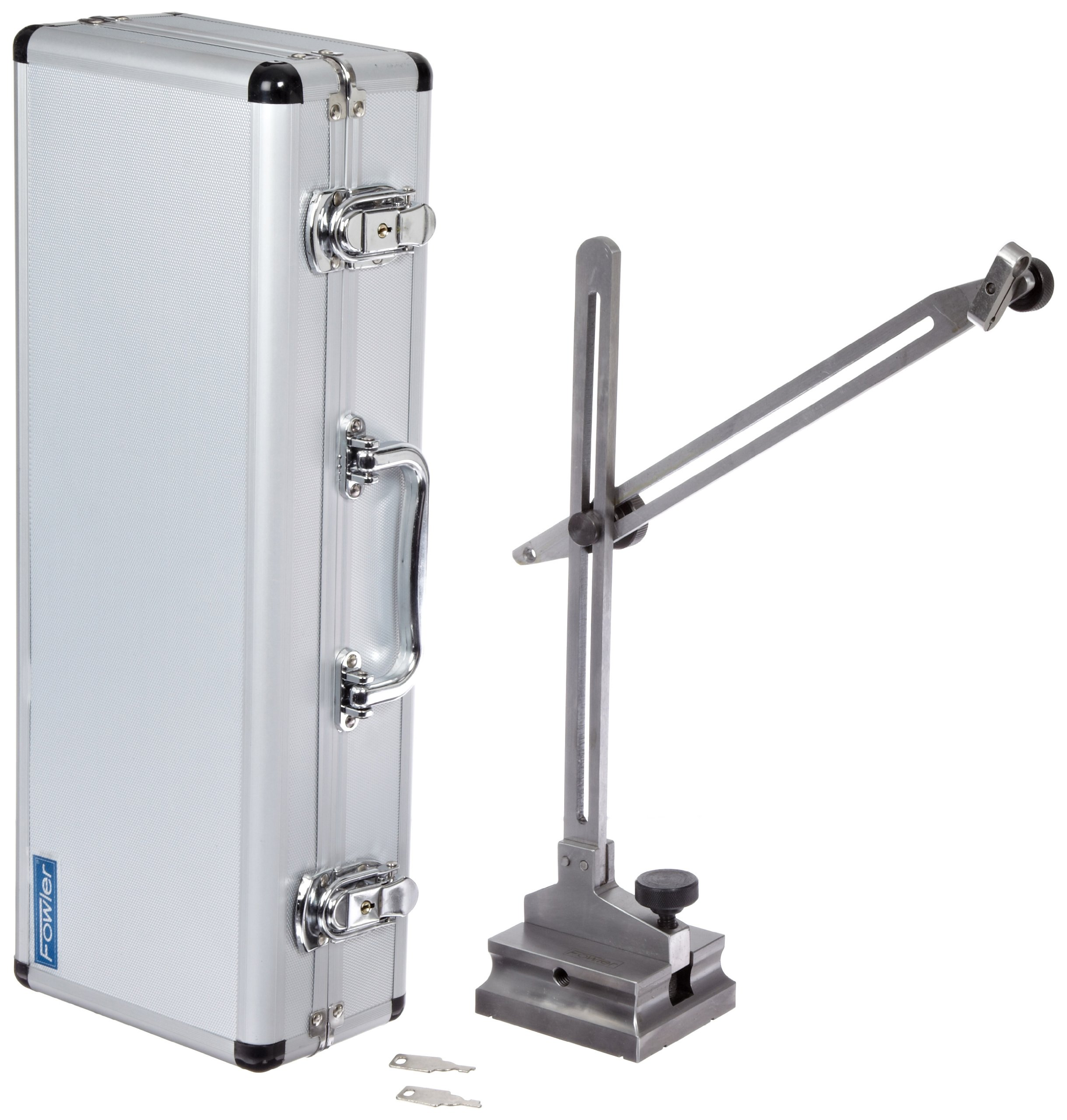 Fowler 52-620-717 Stainless Steel Workshop Transfer Stand, 12'' Overall Height