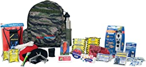 Ready America 70216 2 Person Deluxe Outdoor Survival Kit
