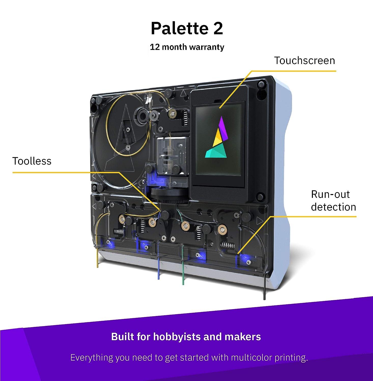 Mosaic Palette2 - Paleta para impresora 3D (1,75 mm, 2 unidades ...