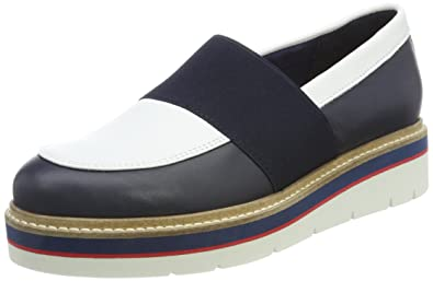 meet b9795 0f427 Tommy Hilfiger Damen M1285ANON 2A Slipper, Blau Navy, 41 EU ...