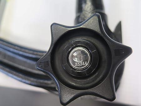 Westfalia-Automotive 942001513281 Ersatzschl/üssel Nummer 81 f/ür die abnehmbare Anh/ängekupplung